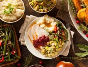 November 2019Thanksgiving Dinner
